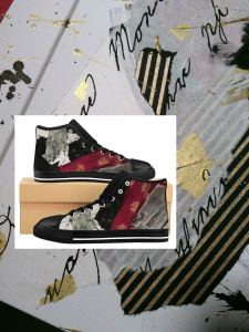 shoes on collage